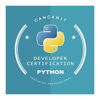 Python Badge